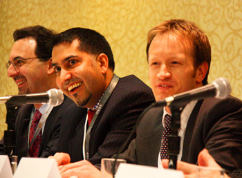 Sanjay Bhandari and Matt Davis