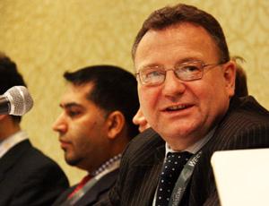 Andrew Haslam and Sanjay Bhandari