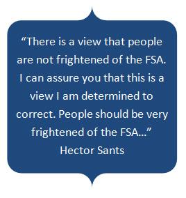 Sants quotation