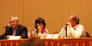 Panel at ILTA
