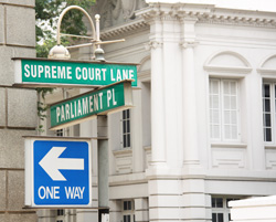 Supreme Court Lane