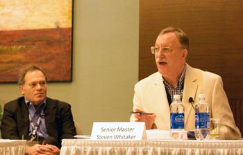 Patrick Burke and Steven Whitaker