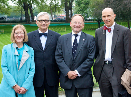 Judges at Inner Temple
