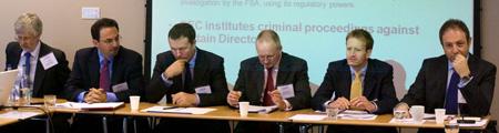 Legal Inc Panel at IQPC