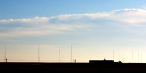 Masts at Orford