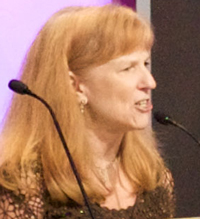 Peggy Wechsler at ILTA 2010