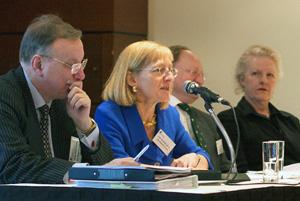 Master Whitaker, Judge LaPorte, Judge Brown, Judge Reiling
