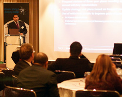 Sanjay Bhandari of Ernst & Young