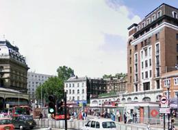 Victoria Station 2011