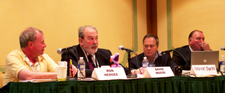 Judicial Panel at CEIC 2011