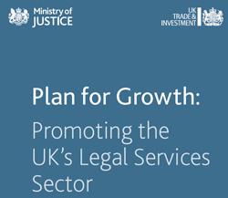 MoJ paper - Plan for growth