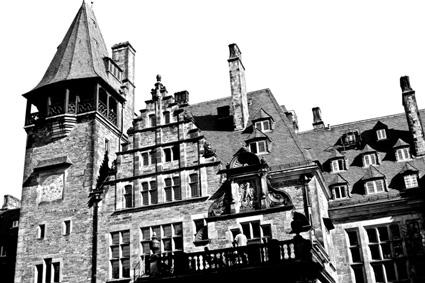 Kronberg Castle exterior