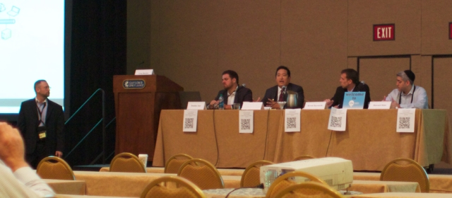 Emerging Technology Panel at ILTA 2011