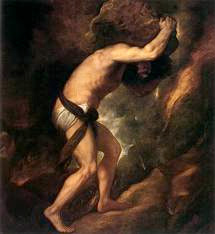 Sisyphus - Titian