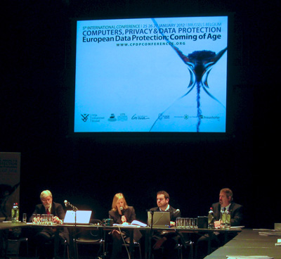CPDP Brussels Panel 3