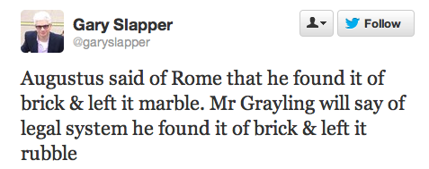 Slapper on Grayling and Augustus