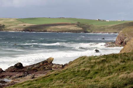 Towards Polzeath