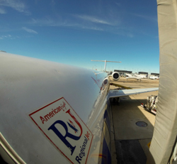 Plane to Nashville