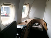 BA Seat 1A